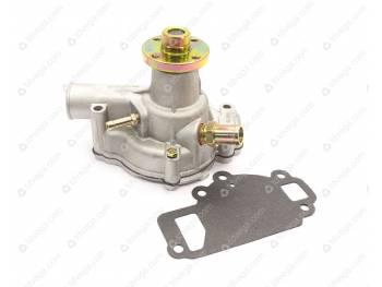 Насос водяной УМЗ-4216 Евро-3 Газель-Бизнес диам. штуцеров 8 мм и 20 мм (KNG-1307100-66)