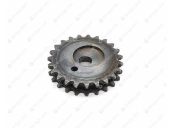 Звездочка распределительного вала ЗМЗ 405-409 двурядная цепь, диаметр втулки 5,05 мм. (406.1006030-10)