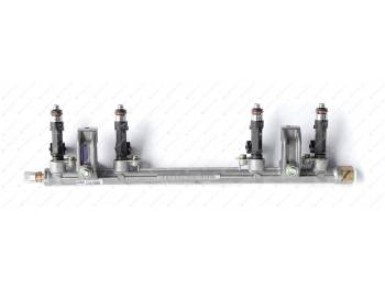 Топливопровод УМЗ-4216 Газель, УАЗ рампа с форсунками ПЕКАР (4216.1104010)