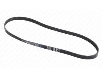 Ремень 1275 привода агрегатов(6РК-1275) ЗМЗ-40904,40524,4052 УАЗ без кондиц. без ГУР GATES (6РК 1275)