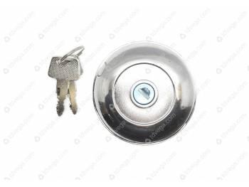 Пробка бака 452 с ключом (хром.) (0452-00-1103010-01)
