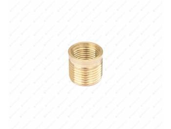 Ввертыш свечной бронзовый длинный дв. 406,409 Евро-2 (min 10)