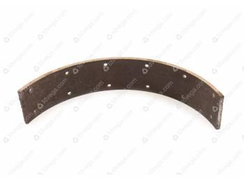 Накладка тормозной колодки длинная (сверленая) БЗ АТИ (20-3501105)