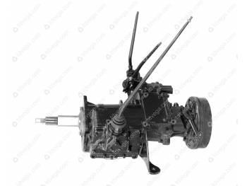 Агрегат в сб. УАЗ 469 4-х синх.КПП (толстый вал)++ (3151-27-1700005-97)