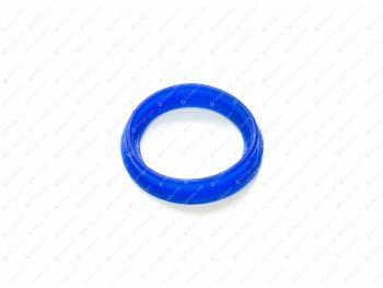 Уплотнитель крышки клапанов (свечного колодца) ЗМЗ-405,406,409 ЕВРО-3/ЕВРО-4 синий силикон (40624.1007248)