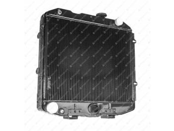 Радиатор водяного охлаждения 3-х рядный УМЗ-417,ЗМЗ-409 (МЕДНЫЙ) (3160-00-1301010-95)
