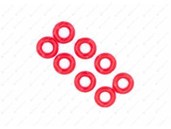 Кольцо уплотнительное форсунки ЗМЗ-406 (8шт) РОСТЕКО (406-1004122)