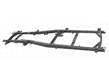 Рама для а/м 33036 с дв. 409 крепление кузова н/о (3303-65-2801010-23)