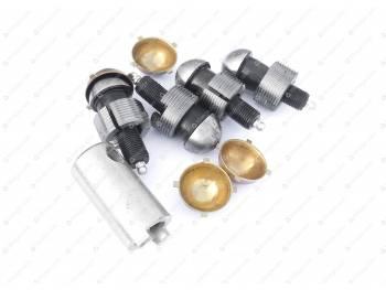 Ремкомплект шкворневого узла 3162, 3163 Спайсер (вкладыш латунный 4 уса) ЛАРИ