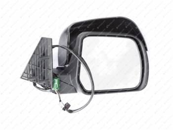Зеркало заднего вида с электроприв-подогревом правое Патриот(с2015гв)с крыш. под покраску (3163-00-8201070-00)