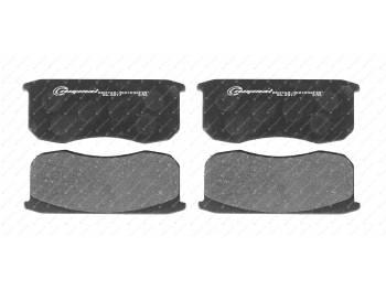 Колодка тормозная дисковая Riginal ( 4 шт) (RG3160-3501090)