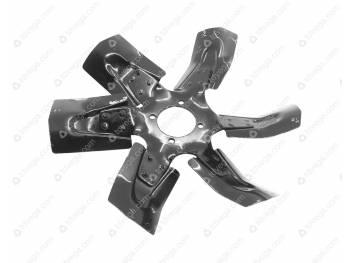 Вентилятор в сб. (металл.) под гидромуфту 6- лопастной ++ (3741-00-1308010-01)
