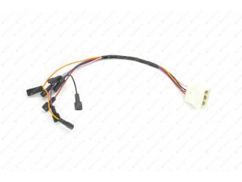 Жгут проводов контрольных ламп №2 (3153-00-3724202-10)