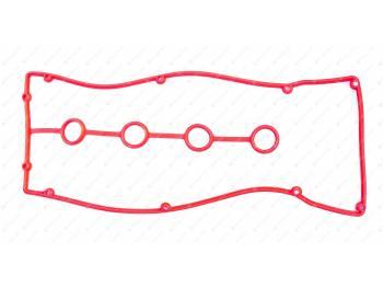 Прокладка клапанной крышки ЗМЗ-409 силикон с кольцами РОСТЕКО (40624-1007245-10)