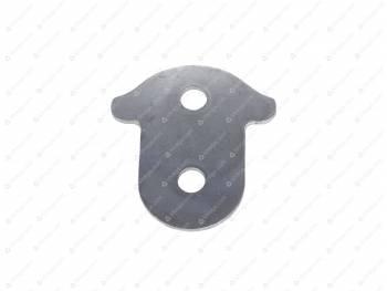 Пластина болтов крепления крышки коромысел Евро-4 (большая) (4216.1007276)