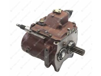 Коробка передач УАЗ 3160 (АДС) 4-х ступ. (под лепестк. корзину) с 4-х точеч. крепл-м под шлиц. рычаг (42000.3160-00-1700010-00)