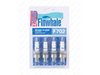Свеча А-14 В2 FINWHALE ЗМЗ-402, УМЗ-4178,4218 (кор. юбка) (F702) (F702)