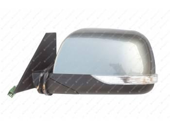 Зеркало заднего вида с электроприв-подогревом левое Патриот (с 2015 г.в) с повт. поворота UBM (3163-00-8201071-00)