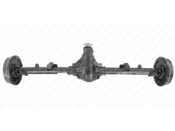 Мост задний УАЗ Патриот спайсер без АБС 1600мм, гл.пар 37/9 зуб под штангу стабил. (РК мех.)32 (2360-00-2400010-00)