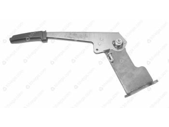 Рычаг стояночного тормоза с сектором в сб. УАЗ-3163 н/о (3163-00-3508015-00)