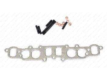 Установочный комплект крепления коллектора для а/м ГАЗ, УАЗ с дв.ЗМЗ-402, УМЗ-4178,4215,4 ++