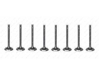 Клапан впускной ЗМЗ-409,405,406(8шт к-т) (0406-00-3906593-01)