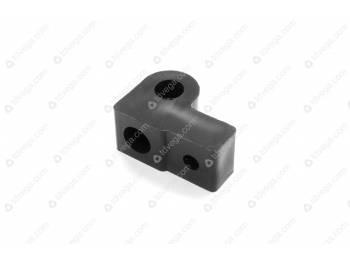 Кронштейн валика акселератора УАЗ 452 (пластм.) карбюр. (0452-00-1108039-10)