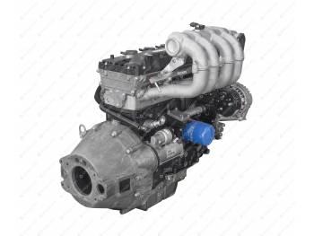Двигатель ЗМЗ-40906 УАЗ АИ-92 ,Патриот КПП DYMOS ЕВРО-5 (40906.1000400-00)