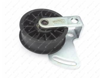 Ролик натяжителя ремня ТНВД ЗМЗ-514 зубчатого с кронштейном MetalPart (MP-514.1111070)