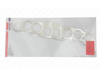 Прокладка газопровода (коллектора) УМЗ-4213,4216 метал.(Фритекс) (4216.1008080)