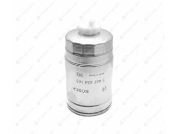 Фильтр топливный тонкой очистки 4105 BOSCH (дв.514 Хантер) (1457 434 105)