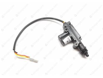 Моторедуктор блокировки замка двери левый (2 провода) Патриот (аналог 21093-6512210-03) (3162-00-6105501-00)