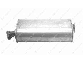 Глушитель УАЗ Хантер УМЗ-4213 (Баксан) (нерж) (3151-94-1201010-201)