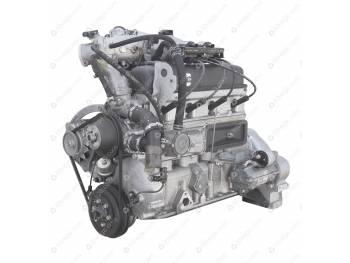 Двигатель (107 л.с) УМЗ 4213 ЕК , АИ-92 инжектор, с диафраг.сцепл, (легковой ряд)ЕВРО-3 /под заказ/ (4213.1000402-40)