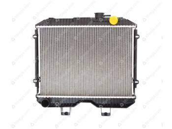 Радиатор водяного охлаждения 2-х рядный (АЛЮМИН) (3160-00-1301010-97)