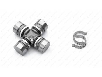 Крестовина карданного вала УАЗ/ГаZ (d 30) с масленкой и стопорными кольцами ОАОЗМЗ (3102-00-2201025-22)