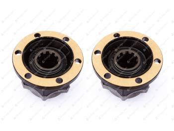 Муфта отключения колес (2шт) /без колпака/ MetalPart (МР-31512-2304310-01)