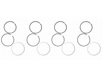 Кольца поршневые 96.0 Оригинальные з/ч (405.1000100-12AR)