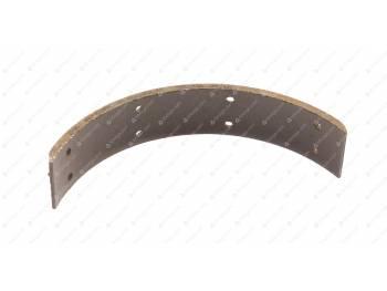 Накладка тормозной колодки стояночного тормоза (сверленая) (Фритекс) (69-3507020-10)