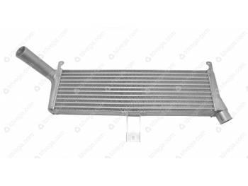 Охладитель (интеркулер)надувочного воздуха ЗМЗ-514, IVECO (ШААЗ) (3163-10-1173050-00)