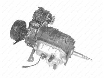 Агрегат в сб. УАЗ 452 5-х синх.КПП (тонкий вал)++ (2206-1700005)