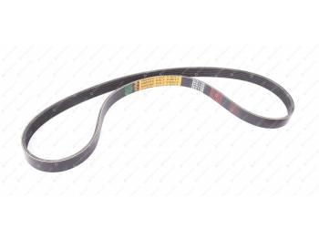 Ремень 1190 привода агрегатов (6/РК-1190) поликлиновый насоса ГУР с бол. шкивом ЗМЗ-409 (3163-1308020-374)