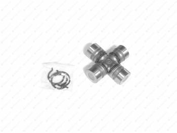 Крестовина карданного вала УАЗ/ГаZ (d 30) с масленкой и стопорными кольцами Автомагнат (469-2201025)