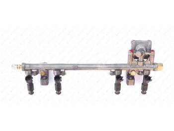 Топливопровод в сборе с форсунками УМЗ-А274 EvoTech 2.7аналог 4216.1104010-20 (4216.1104010-25)