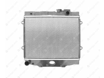 Радиатор водяного охлаждения 2-х рядн. (АЛЮМИН) УМЗ-4213, 409, Хантер, 2206 инж. Иран (3160-80-1301010)