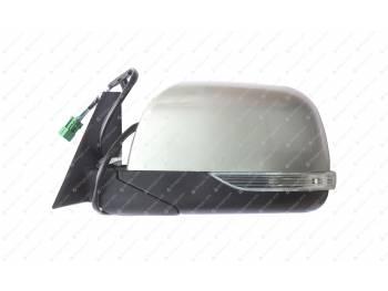 Зеркало заднего вида с электроприв-подогревом левое Патриот (с 2015 г.в) с повт. поворота ЖСМ(ZCM) (3163-00-8201071-00)