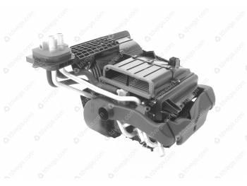 Модуль системы отопления  (с кондиционером с доп. отопителем) Sanden /УЦЕНКА- дефект корпуса/ (3163-00-8101010-32)