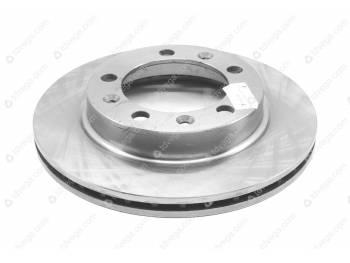 Диск тормозной передний УАЗ  АДС+ (42020.3160-00-3501076-00)