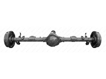 Мост задний УАЗ Патриот под АБС 1600 мм, гл. пара 37/8 зуб (РК-мех) под штангу стаб. 87 (3163-80-2400010-98)
