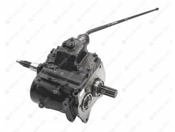Коробка передач УАЗ 469 (АДС) 4-х синх.(с тонк первич.валом) с 4-х точеч. креплением (13) (42000.3151-90-1700010-00)